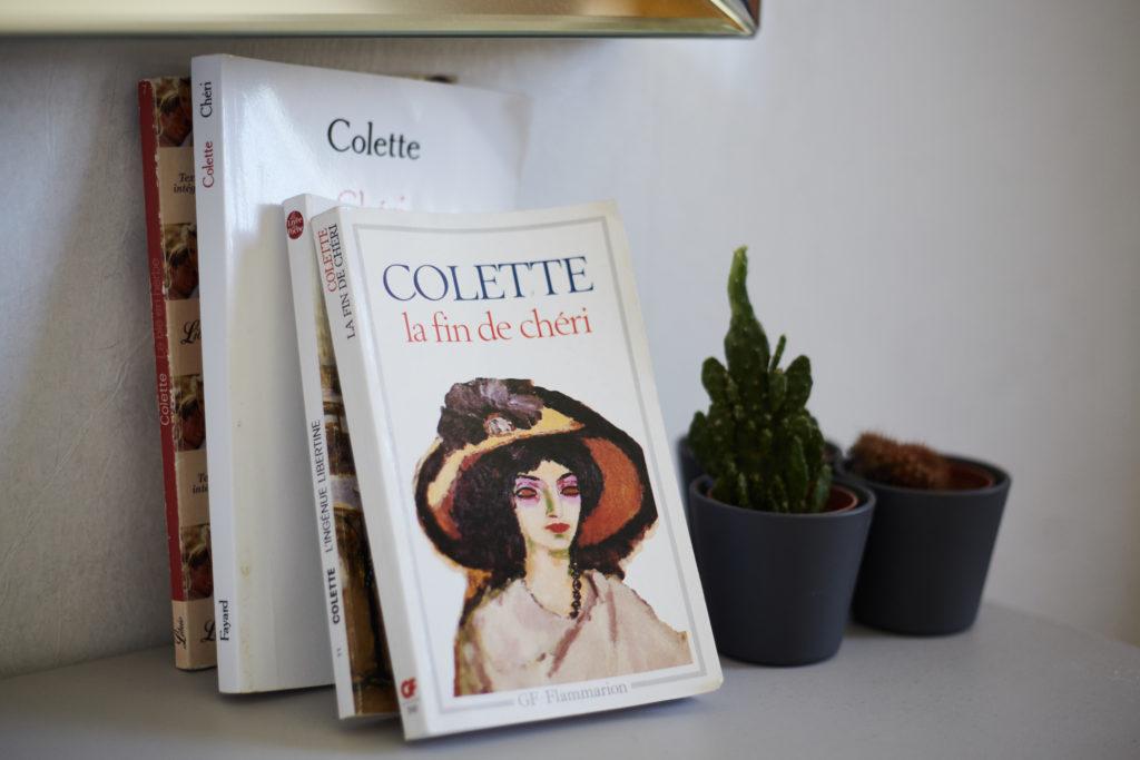 THE COLETTE SUITE